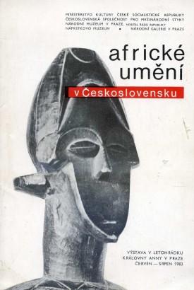 Africké umění v Československu