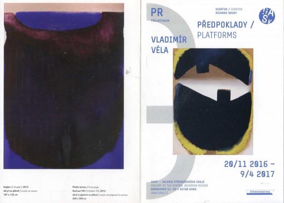 Vladimír Véla: Předpoklady / Platforms
