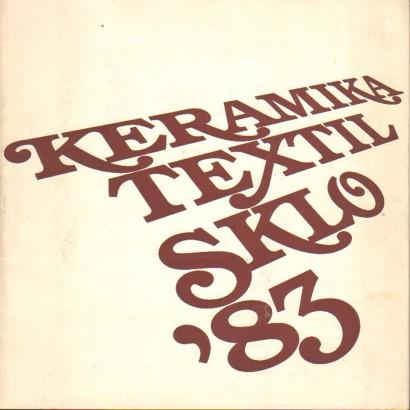 Keramika, textil, sklo '83