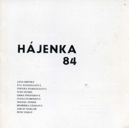 Hájenka 84