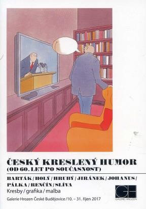 Český kreslený humor (od 60. let po současnost)