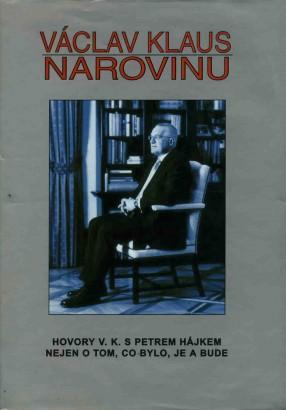 Hájek, Petr - Václav Klaus narovinu