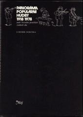 Dorůžka, Lubomír - Panoráma populární hudby 1918/1978 aneb Nevšední písničkáři všedních dní