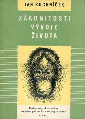 Buchníček, Jan - Zákonitosti vývoje života