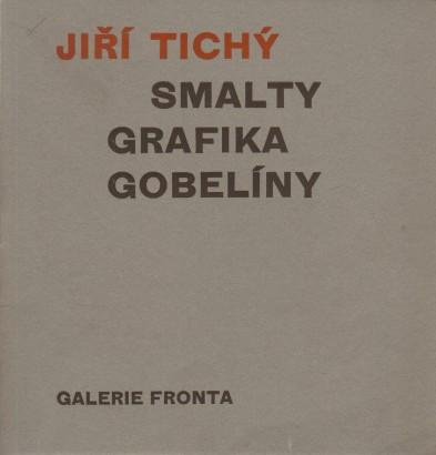 Jiří Tichý: Smalty, grafika, gobelíny