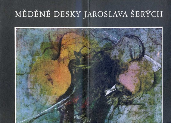 Jaroslav Šerých: Měděné desky