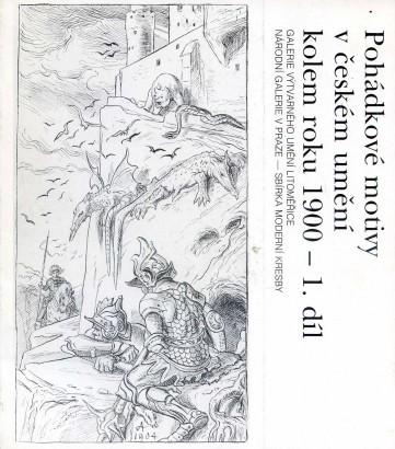 Pohádkové motivy v českém umění kolem roku 1900