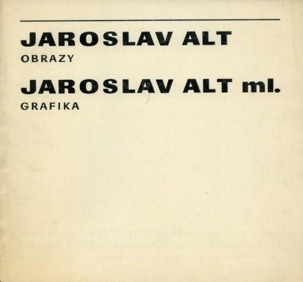 Jaroslav Alt: Obrazy, Jaroslav Alt ml.: Grafika