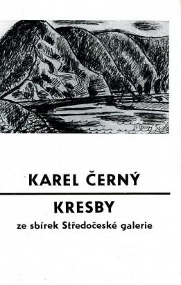 Karel Černý: Kresby ze sbírek Středočeské galerie