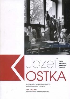 Jozef Kostka: Klasik slovenskej sochárskej moderny