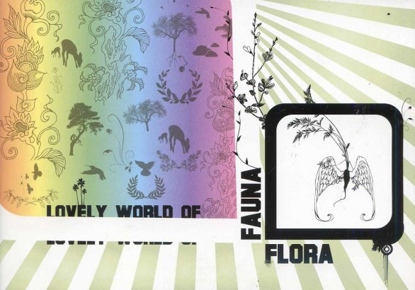 Lovely World of Fauna & Flora