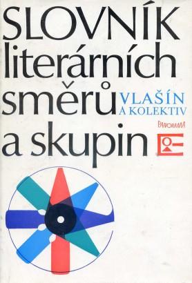 Vlašín, Štěpán - Slovník literárních směrů a skupin