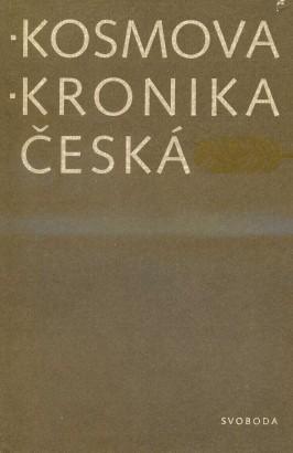 Kosmas,  - Kosmova kronika česká