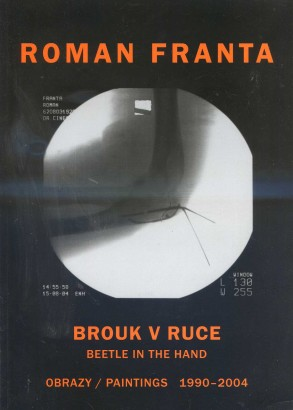Roman Franta: Brouk v ruce / Beetle in the hand