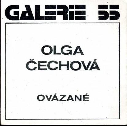 Olga Čechová: Ovázané