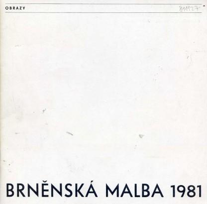 Brněnská malba 1981