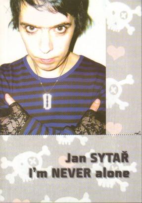 Jan Sytař: I'm NEVER alone
