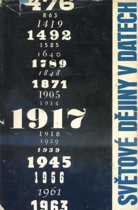 Světové dějiny v datech