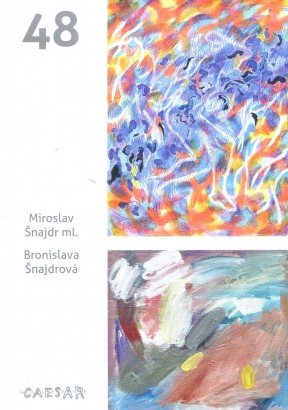 48. Miroslav Šnajdr ml., Bronislava Šnajdrová
