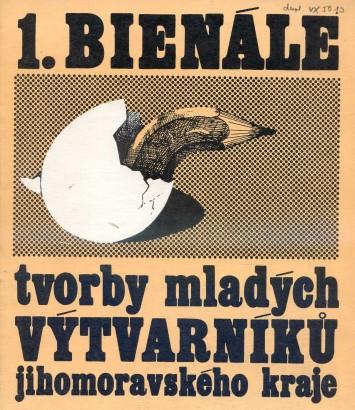 1. Bienále tvorby mladých výtvarníků jihomoravského kraje