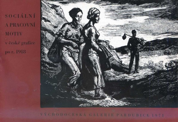 Sociální a pracovní motiv v české grafice po r. 1918