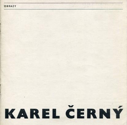 Karel Černý: Obrazy