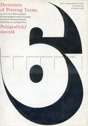 Dictionary of Printing Terms - Polygrafický slovník
