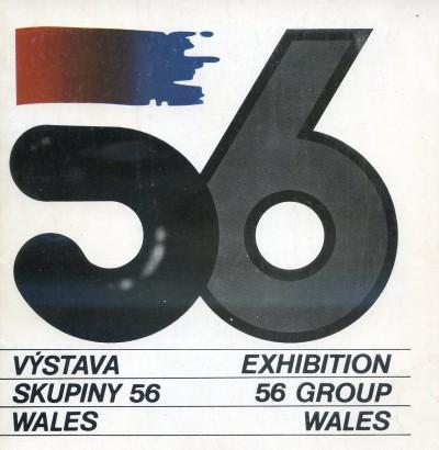 Výstava skupiny 56 Wales / Exhibition 56 Group Wales