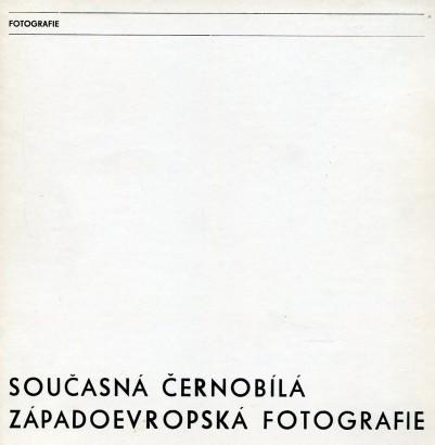 Současná černobílá západoevropská fotografie