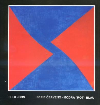 H + H Joos: Serie červeno - modrá / Rot - Blau