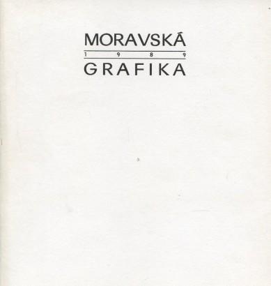 Moravská grafika 1989