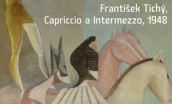 František Tichý: Capriccio a Intermezzo, 1948