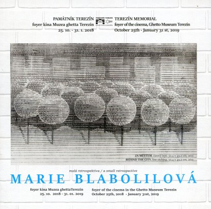 Marie Blabolilová: Malá retrospektiva / a small retrospective