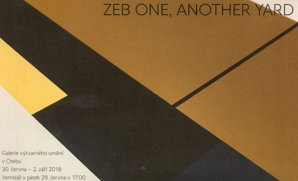 Zeb One: Another Yard