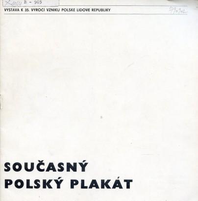 Současný polský plakát