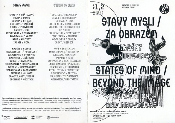 Stavy mysli / Za obrazem / States of Mind / Beyond the Image
