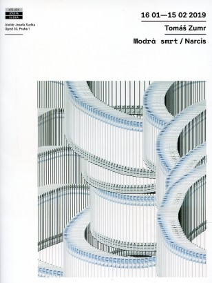 Tomáš Zumr: Modrá smrt / Narcis
