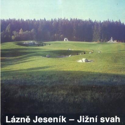 Jan Šimek: Lázně Jeseníky - Jižní svah