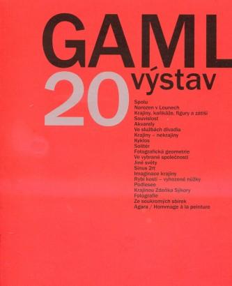 GAML 20 výstav