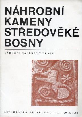 Náhrobní kameny středověké Bosny