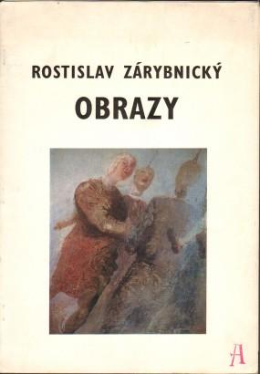 Rostislav Zárybnický: Obrazy
