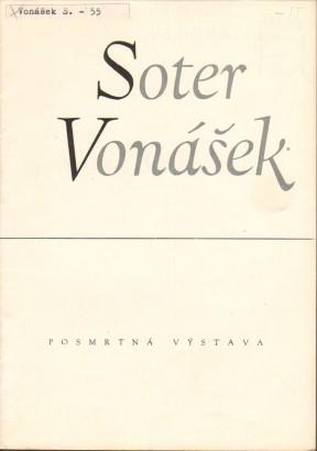 Soter Vonášek: Posmrtná výstava