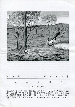 Martin Kuriš: Magda
