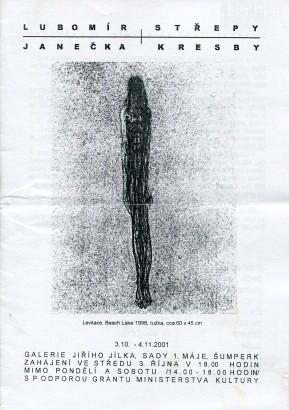 Lubomír Janečka: Střepy, kresby
