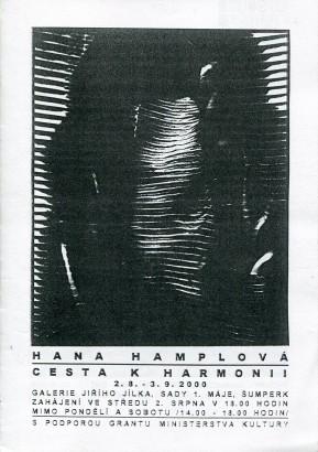 Hana Hamplová: Cesta k harmonii