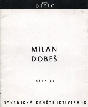 Milan Dobeš: Grafika