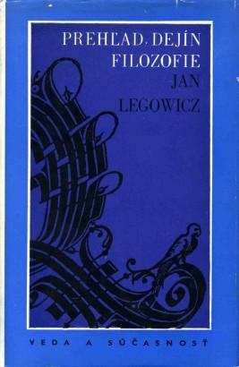 Legowicz, Jan - Prehľad dejín filozofie
