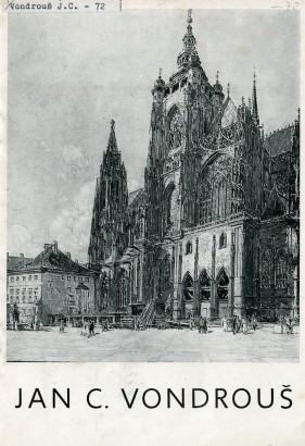 Jan C. Vondrouš 1884-1970: Výběr z životního díla