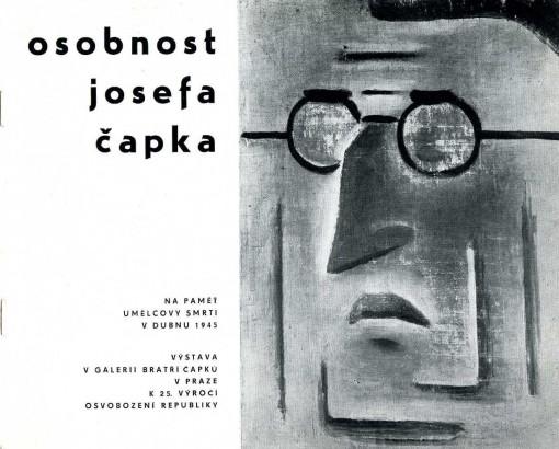 Osobnost Josefa Čapka