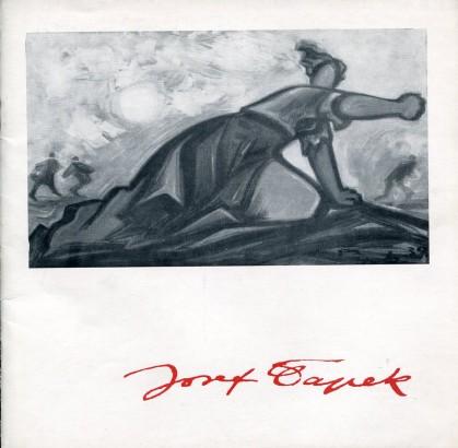 Josef Čapek: Obrazy, kresby, grafika